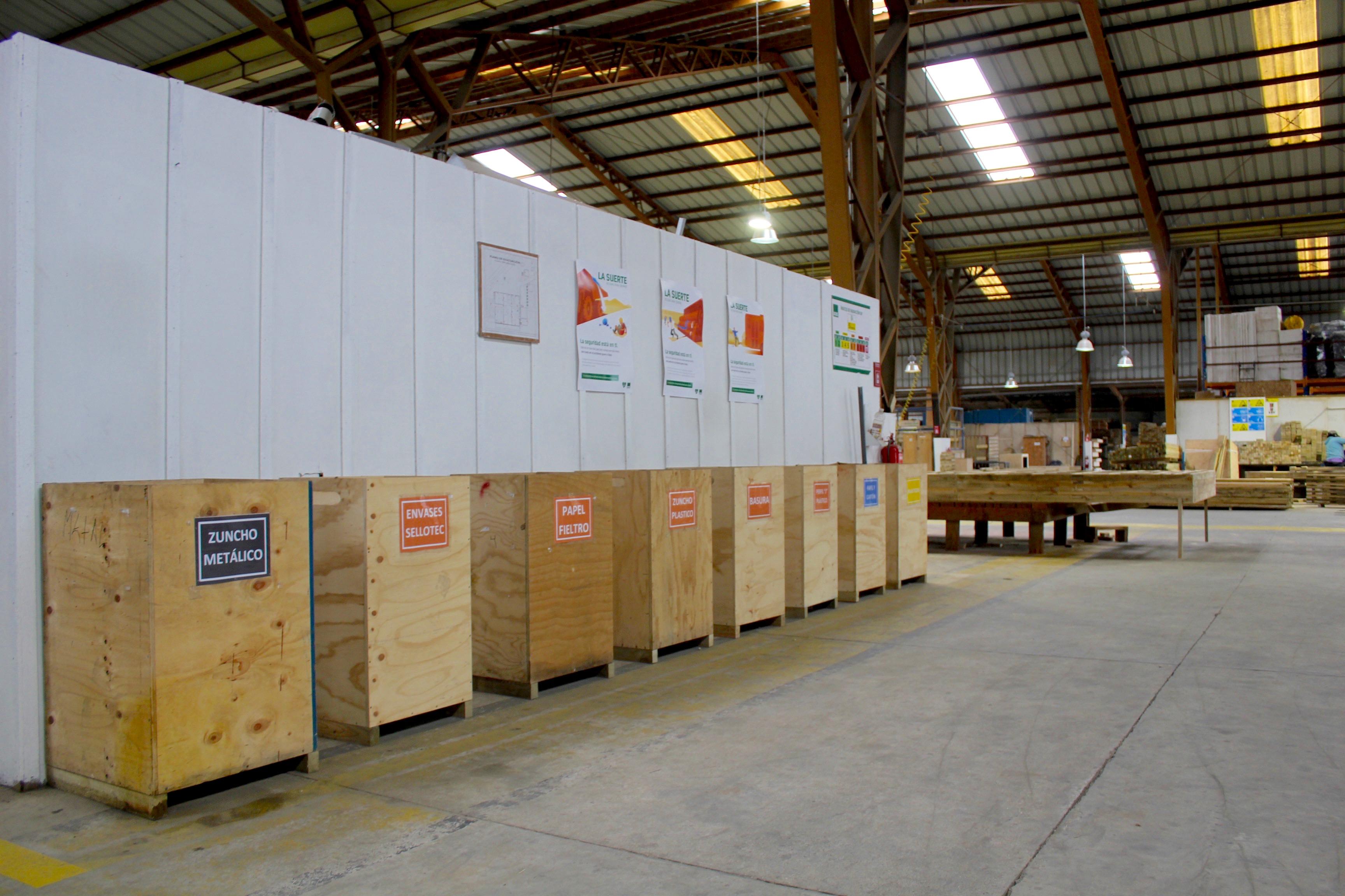 Avifel valoriza el 94% de los residuos de su Planta Industrial