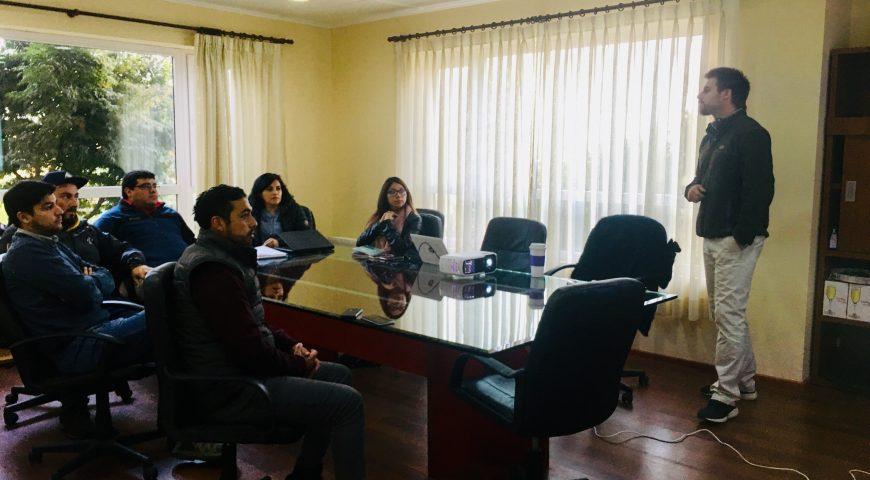 Equipos de Avifel se reúnen para optimizar trabajo en obras