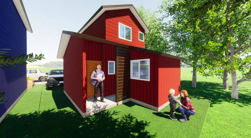 Proyecto Praderas de Frutillar contará con 120 casas