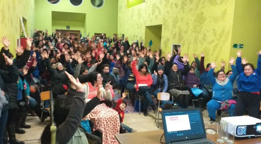 Proyecto «Gente de Corazón» beneficiará a 159 familias en Río Bueno