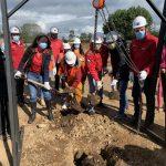 Autoridades dan inicio a trabajos de proyecto Gente de Corazón en Río Bueno